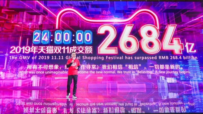 ecommerce 2021 Singles Day