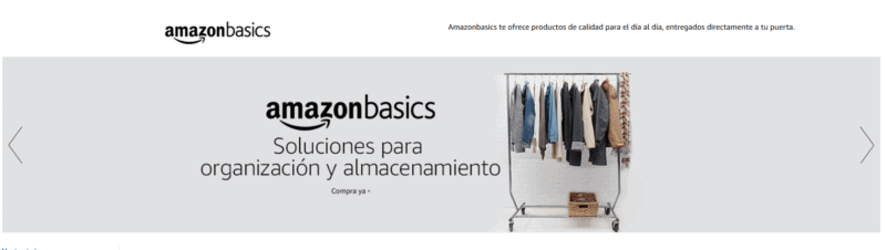 vender en amazon basics