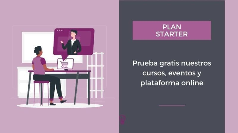 Plan starter de Universidad Ecommerce